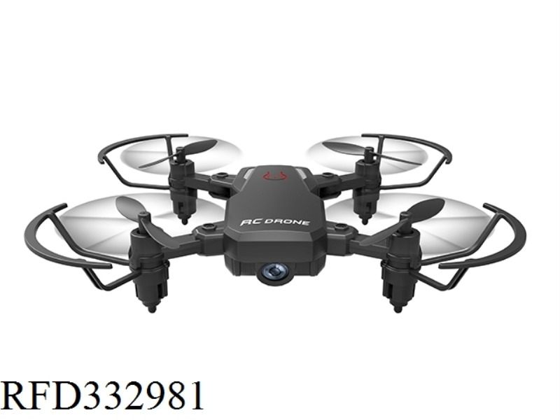 720P WIDE-ANGLE WIFI FIXED HEIGHT FOLDING QUADCOPTER