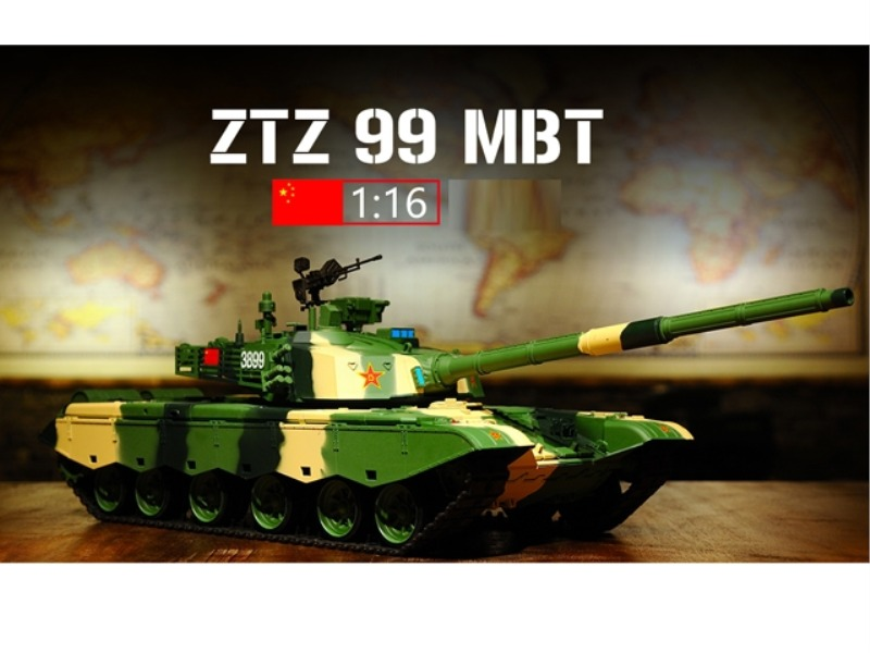 1:16 CHINA 99 RC MAIN BATTLE TANK(PROFESSIONAL )