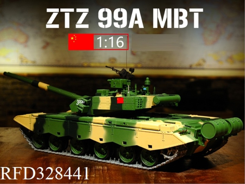 1:16 CHINA 99A RC MAIN BATTLE TANK(PROFESSIONAL )
