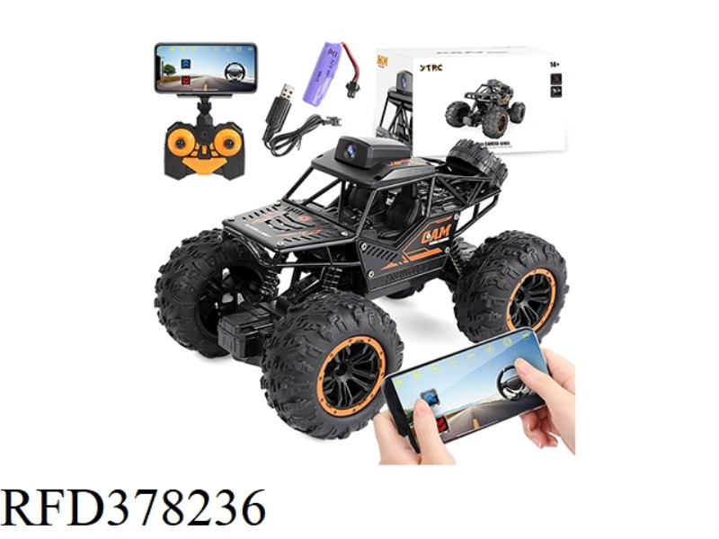 1:18 WIFI CAMERA ALLOY CLIMBING CAR