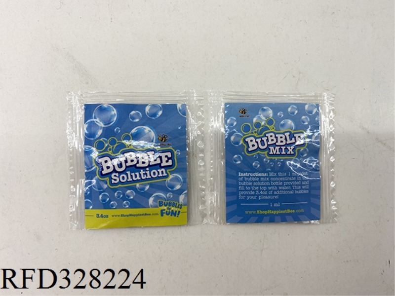 BUBBLE CONCENTRATE