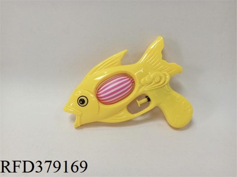 DOUBLE COLOR BALL SOLID COLOR WATER GUN