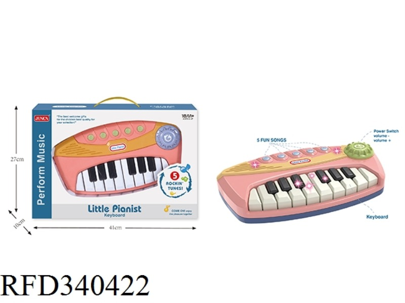 ELECTRONIC ORGAN (WITHOUT STAND)
