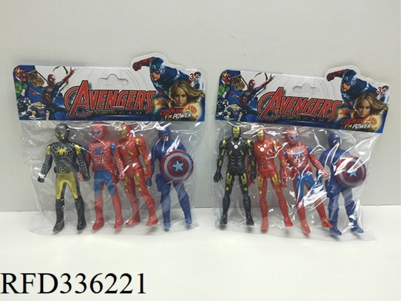 THE AVENGERS (2 ASSORTED)