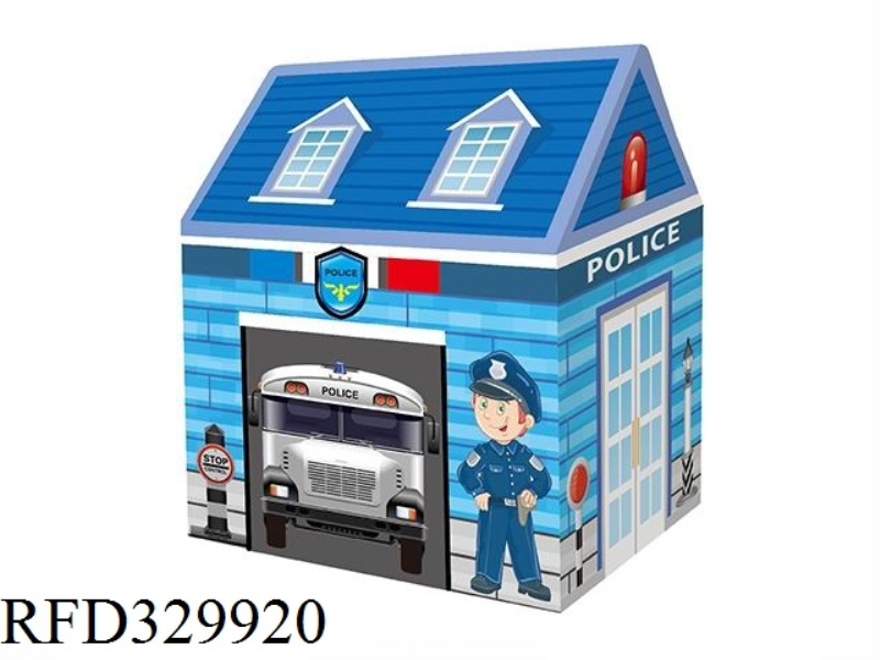 THE POLICE HOUSE FORM